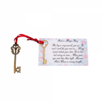 Magic Santa Key - Christmas Eve Box Filler